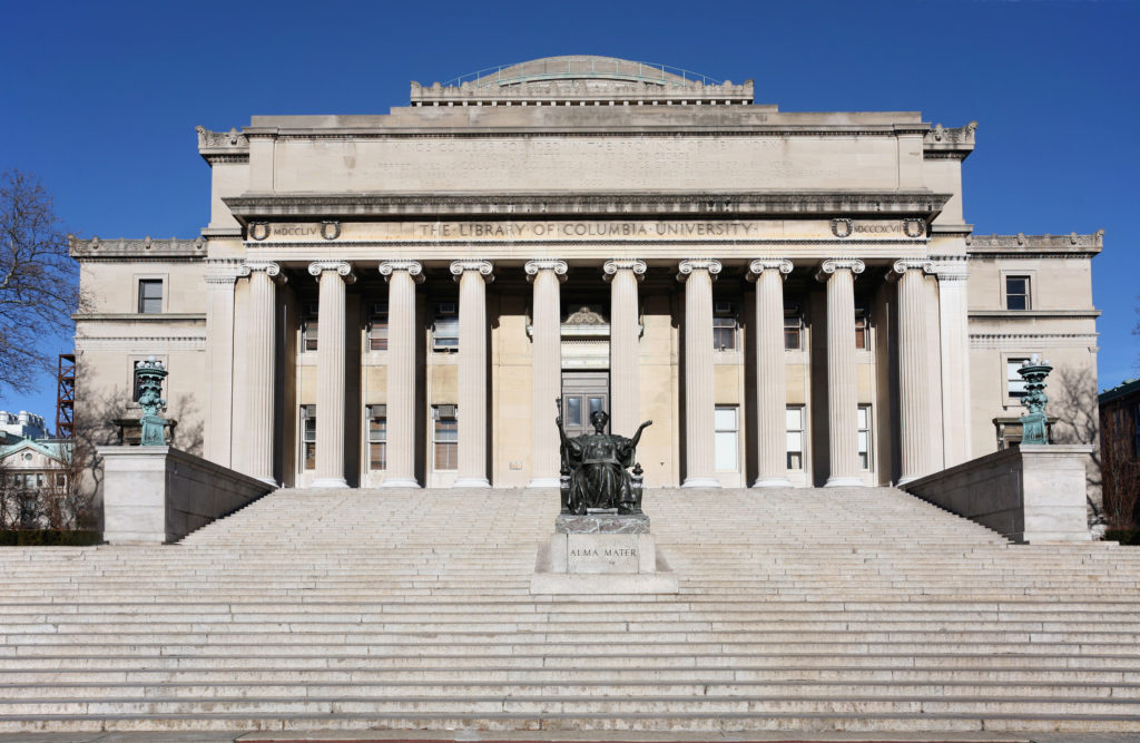 Pre-Med at Columbia University